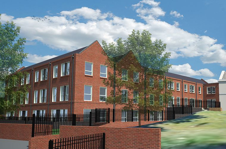 New Contemporary Affordable Homes in the Heart of Leeds