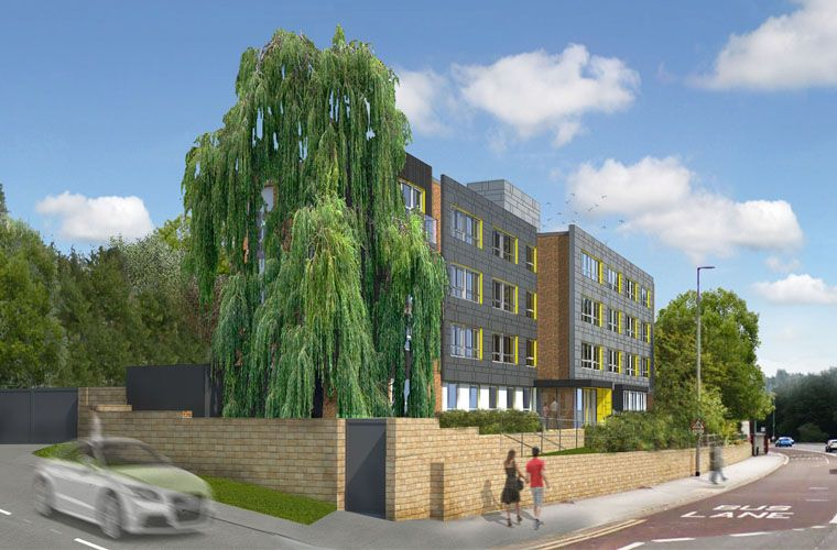 Work Starts on 36 New Apartments in Kirkstall