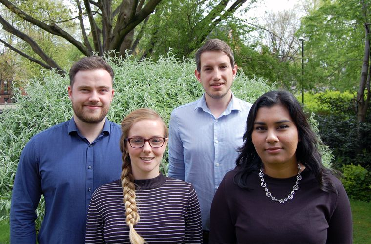 Brewster Bye Appoint Four New Members of Staff