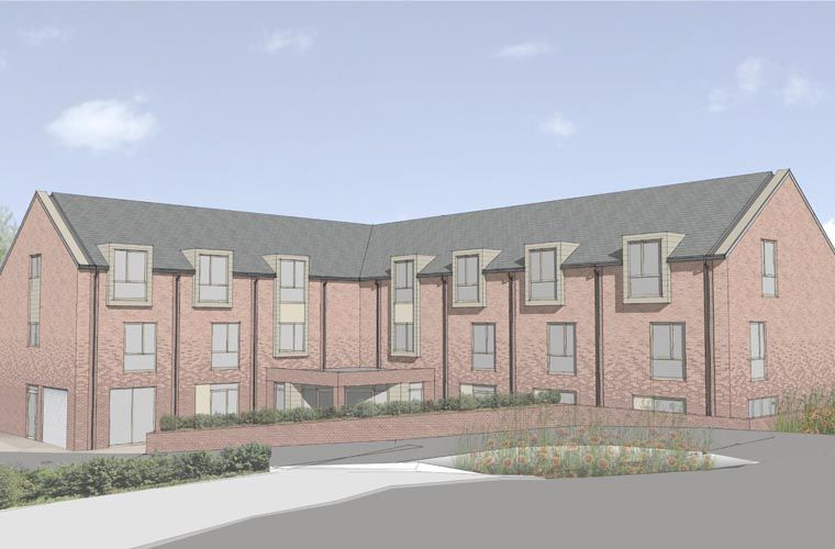 Planning submitted for the Former Liberal Club, Hedley Chase, New Wortley, Leeds