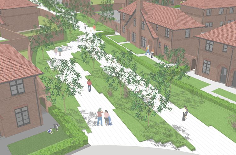 Public consultation open for 117 affordable homes in New Earswick, York