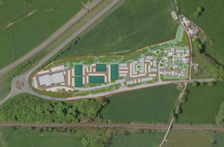 Brewster Bye Deliver Plans for Settle Mixed-Use Scheme