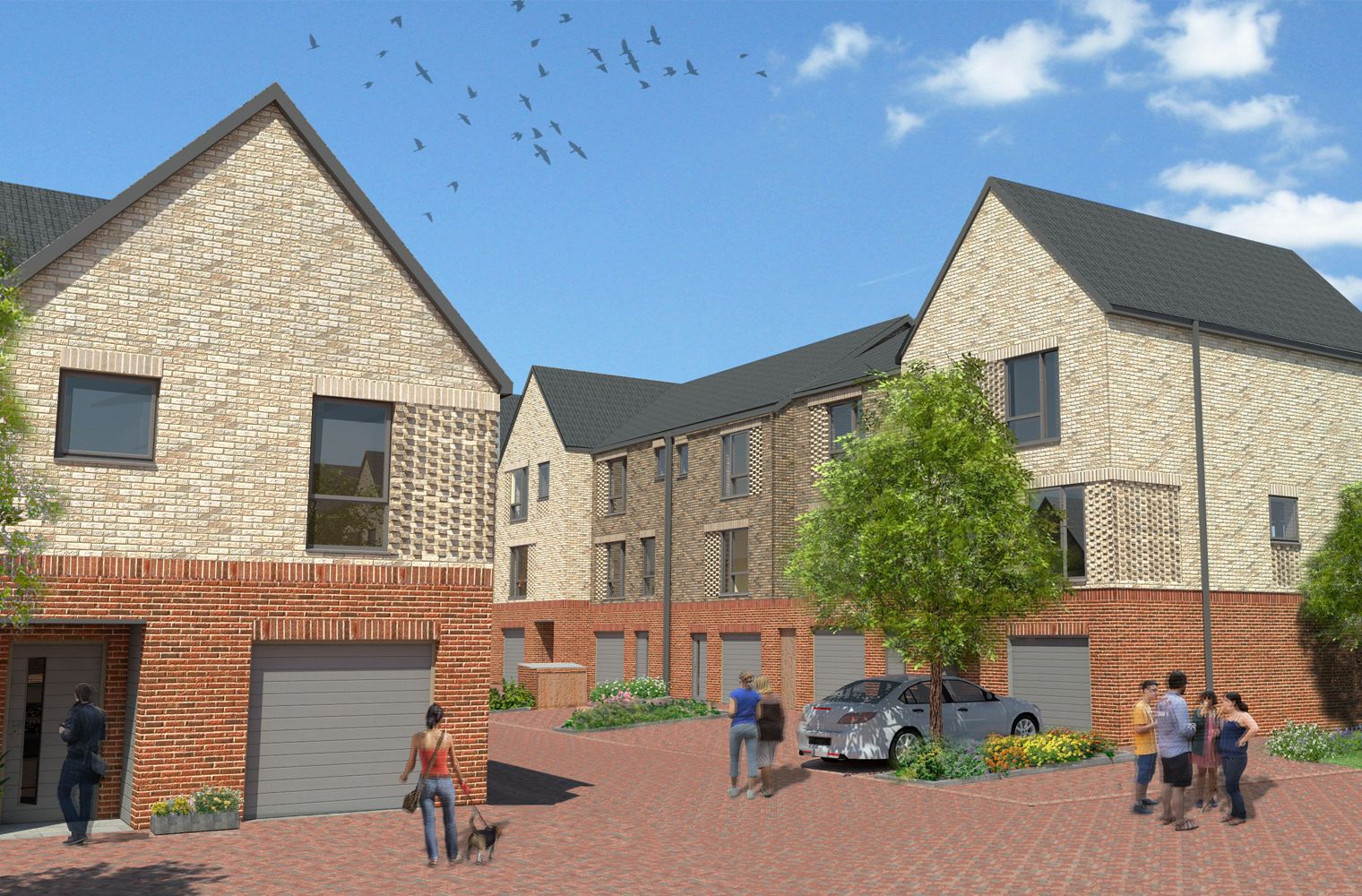 Planning Approval for Northshore Homezone Phase 3