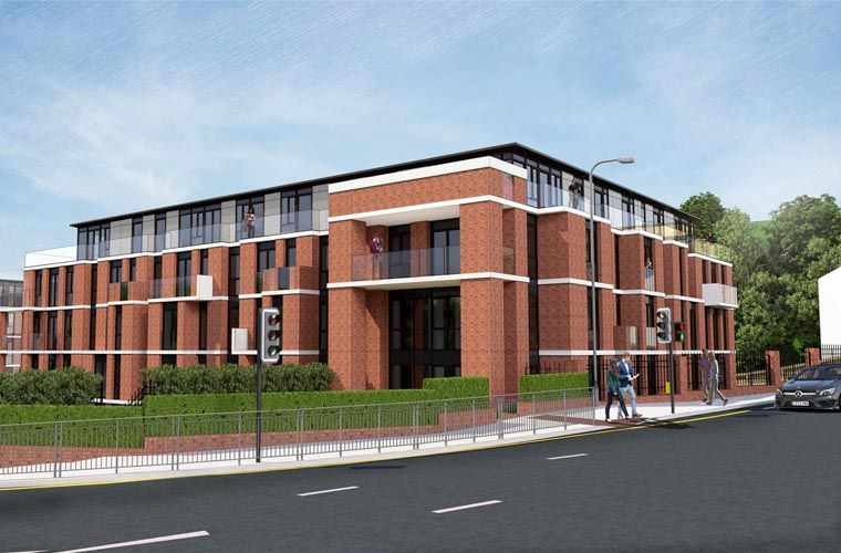 Green Light for Major New Residential Development on Burley Road