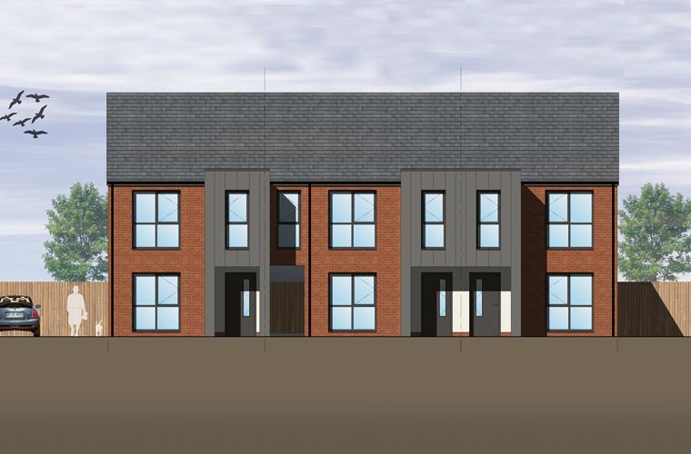 Work Starts on Affordable New Homes in Leeds
