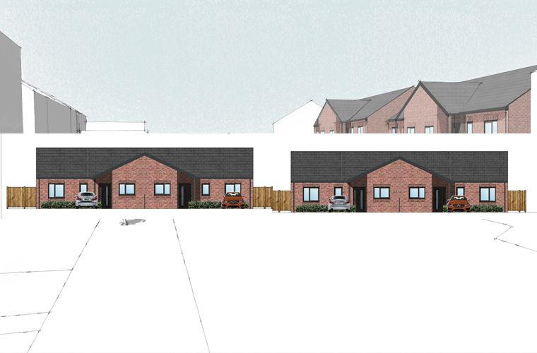 Planning permission for new homes in Scarborough