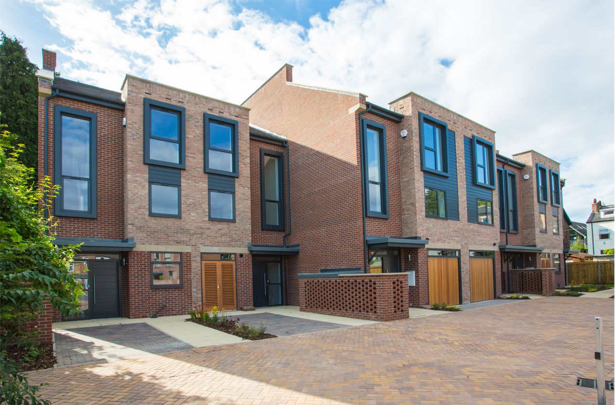 Work completes on new homes and club in York