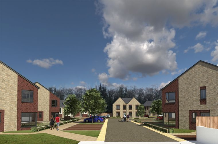 Planning Submitted for New Affordable Homes in East Acres, Byram, Selby