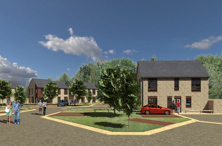 Planning Approval for New Affordable Homes in East Acres, Byram, Selby