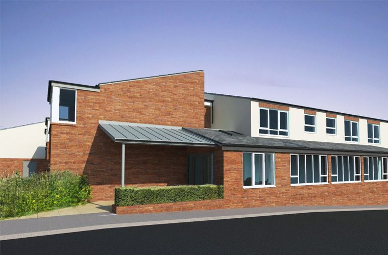 Planning Approval for Refurbishment and Extension to Existing Care Home in Wigan