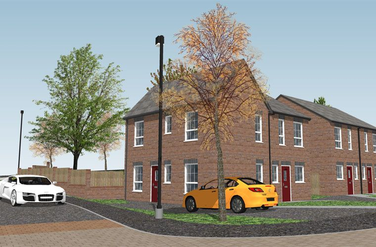 Planning permission granted for new residential development in Normanton