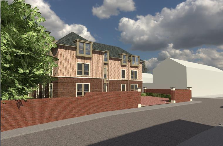 Planning submitted for new residential development in Leeds