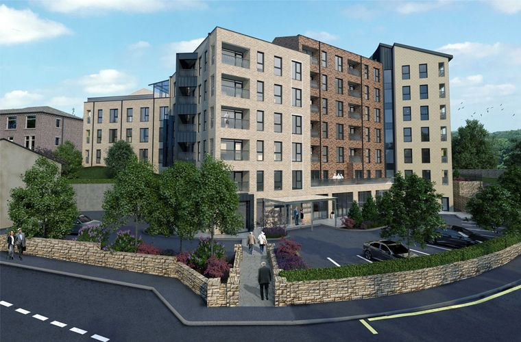 Architects take extra care with Brighouse development design
