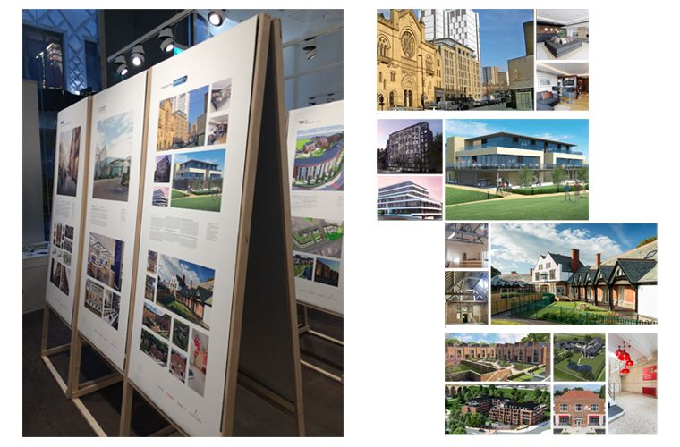 Leeds Society of Architects Exhibition
