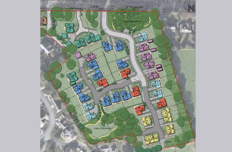 Planning Submitted for 40 Houses in North Leeds