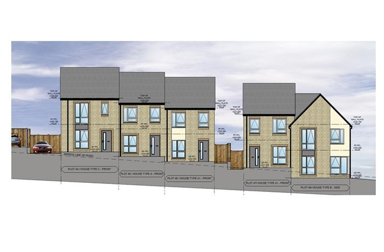 Planning Permission Granted for 66 No. New Affordable Homes