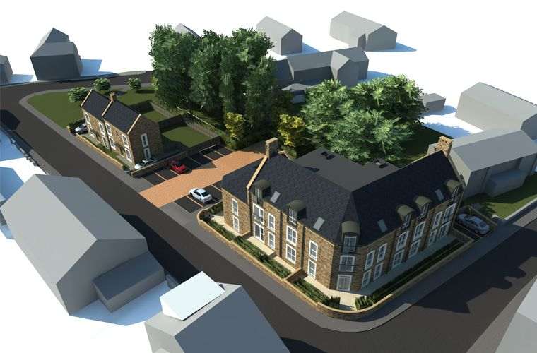 Planning Permission Granted for New Affordable Homes Scheme