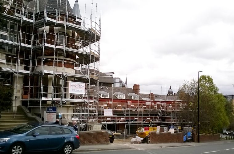 Exciting City Centre Development Nearing Completion