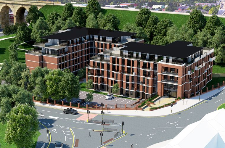 Major New Homes Development Unveiled For Leeds Gateway Site