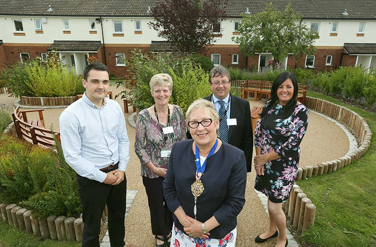 BBA Special Guests at Hanover Court Revamp