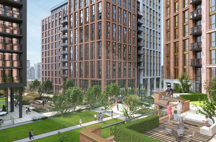 Planning Application submitted for transformational new Leeds City Centre development