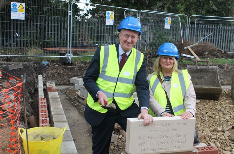 Regent Lodge Foundation Stone Laying Ceremony