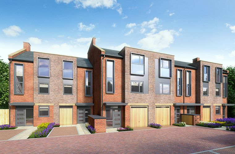 Work Starts on New Luxury Homes in York